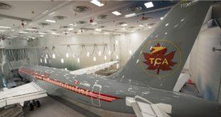 Air Canada retro