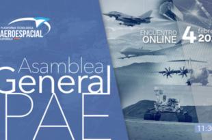 Plataforma Tecnológica Aeroespacial Española PAE
