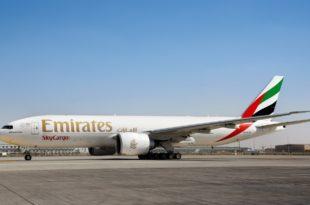 UNICEF y Emirates SkyCargo