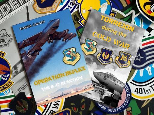 libros Operation Reflex y Torrejón during the Cold War