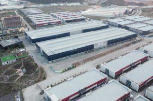 planta de producción de EHang