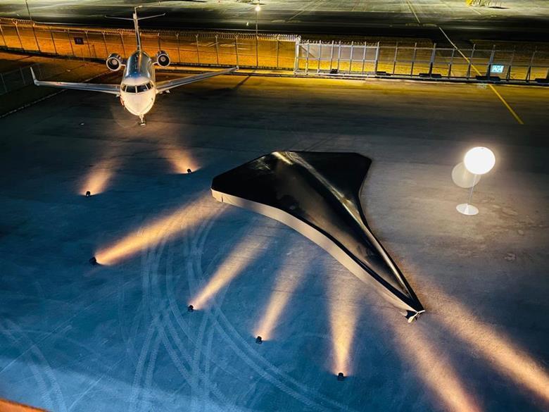 Kelley Aerospace UCAV