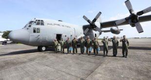 fuerzas aéreas filipinas C-130H