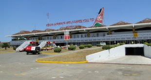 Kenyatta International Airport Kenia