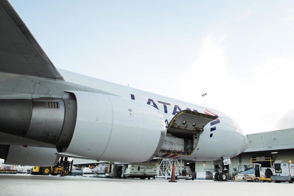 LATAM Airlines conversión
