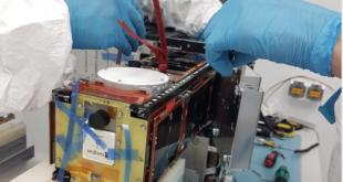 nanosatélite Sateliot