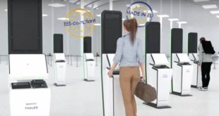 sistemas biométricos de Thales