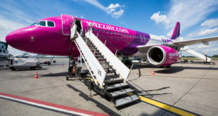 Wizz Air abre base 42
