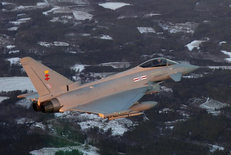 Eurofighters Finlandia