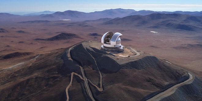 telescopio ELT