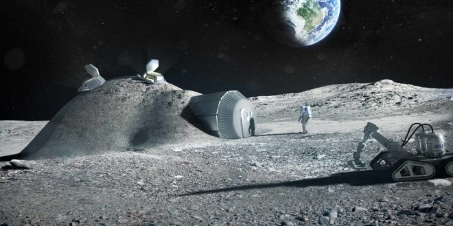 presencia humana en la Luna
