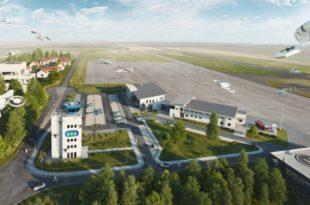 Centro Nacional de Pruebas Experimentales de Sistemas Aéreos no Tripulados