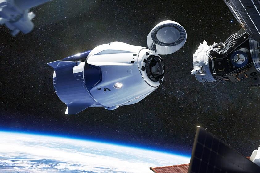 vuelo espacial totalmente civil