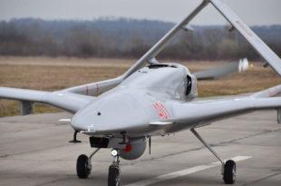 dron armado de fabricación turca