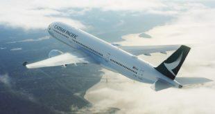 Cathay Pacific emisiones de carbono cero