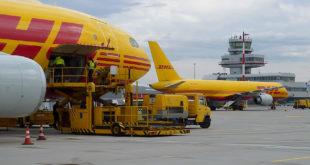 DHL Express nueva aerolínea