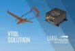 UAV Navigation VTOL
