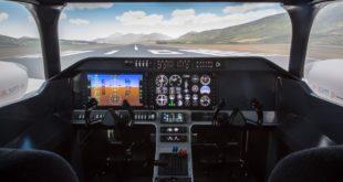 simulador AL250 a Bluewings Aviation