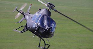helicóptero no tripulado