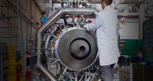 Rostec motor PD-8 SSJ-NEW