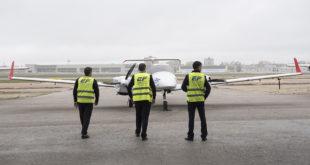 jóvenes pilotos