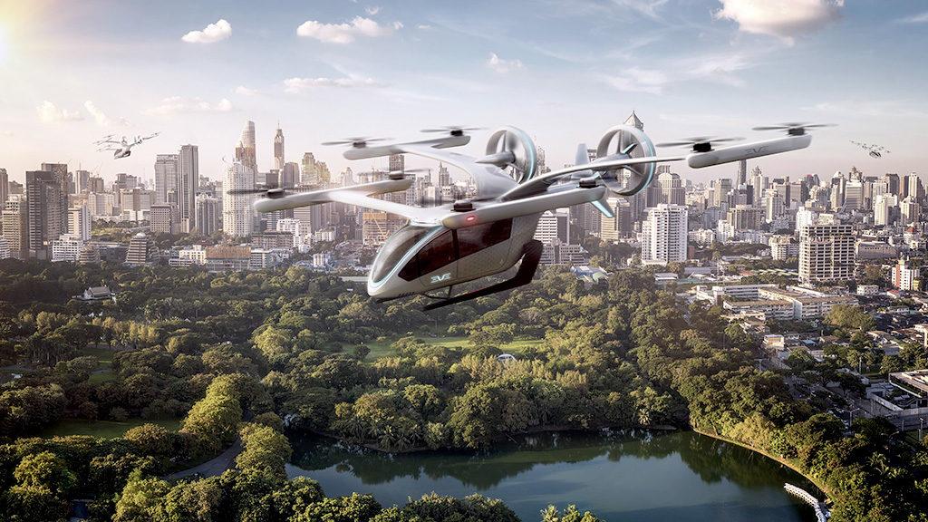 Eve Urban Air Mobility