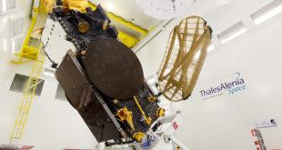 satélite Hellas Sat 3 / Inmarsat S EAN.
