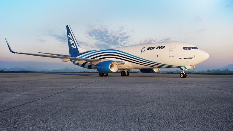 BBAM encarga 12 Boeing 737-800
