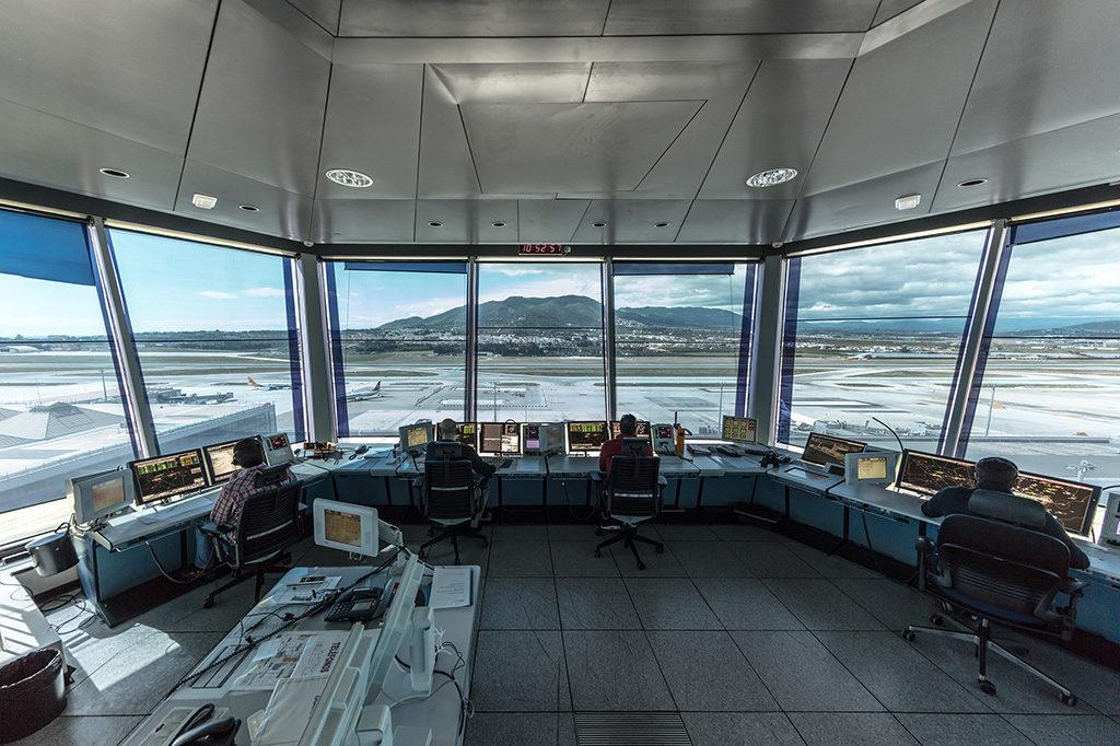 máster en Gestión de Servicios de Navegación Aérea