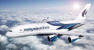 Malaysia Airlines 380