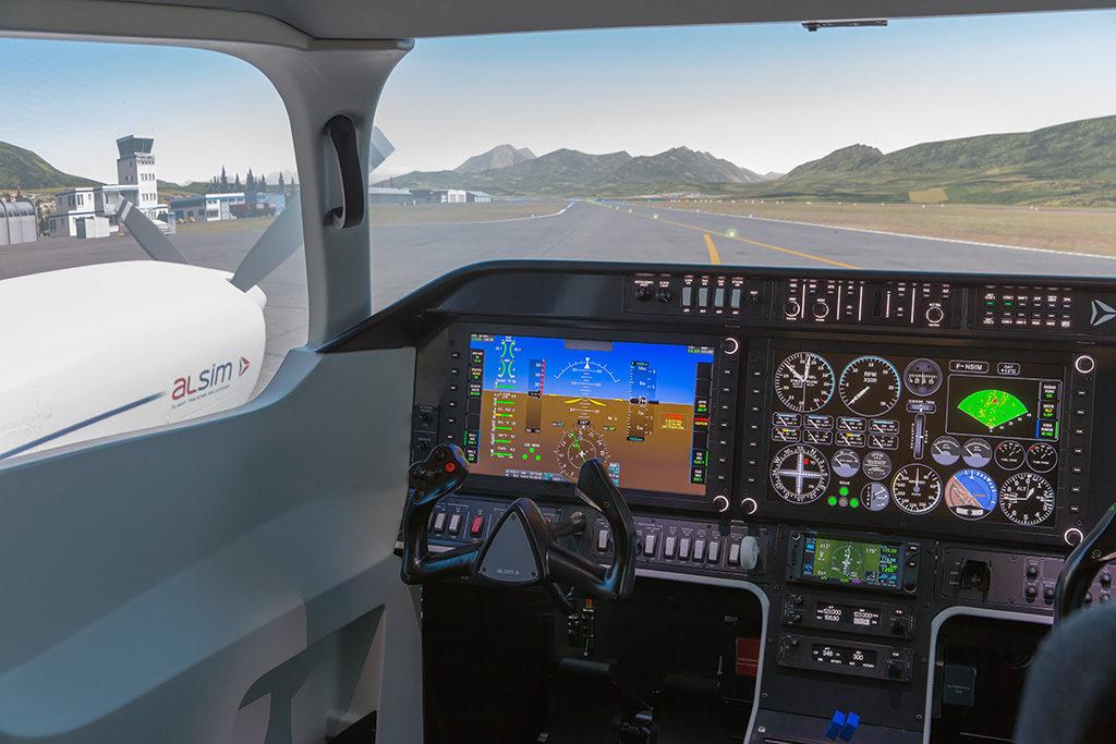 ALSIM AL250  Aero Club Milano
