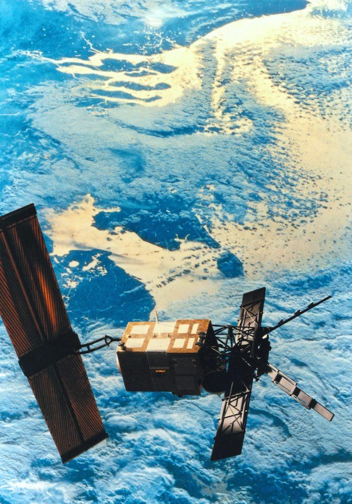 primer satélite europeo de observación de la Tierra