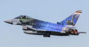 Eurofighters de la Luftwaffe Indra