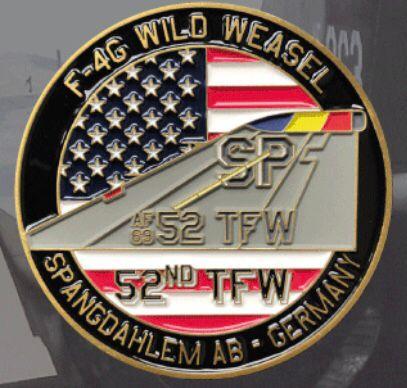 F-4G 52nd Alumni Association.