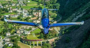 El Ejército del Aire francés compra nueve PC-21