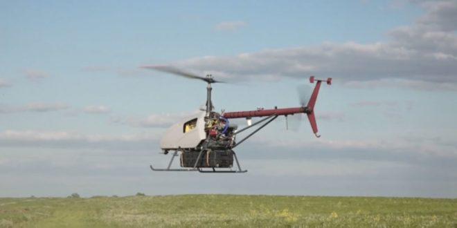 UAVOS helicóptero no tripulado UVH-500