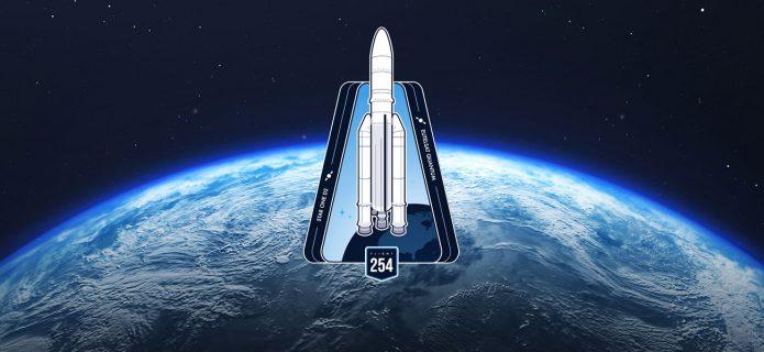 Arianespace VA254
