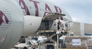 Qatar Airways Cargo Nepal