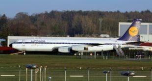 Boeing 707-430 Lufthansa D-ABOD