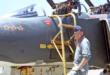 TCol Titus en el F-4C asignado a el 64-0820