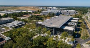 Dassault Aviation inaugura la nueva planta de diseño y operaciones