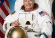 Astronauta de la NASA Mark Vande Hei.
