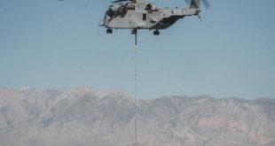 MH-60S de la US Navy (USN)