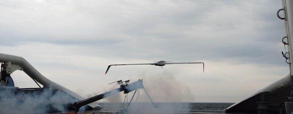 UAV Orbiter