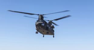 helicópteros CH-47F Block II Chinook
