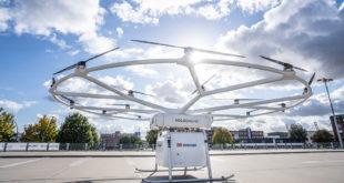 Volocopter en Alemania