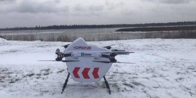 Drone Delivery Canada Corp.