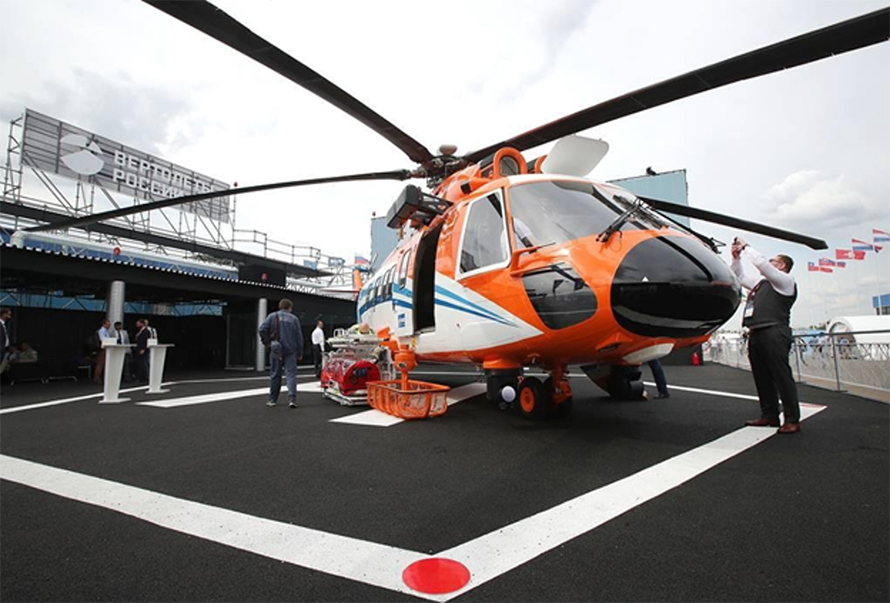 Mi-171A3 Helicopter © Sergei KarpukhinTASS