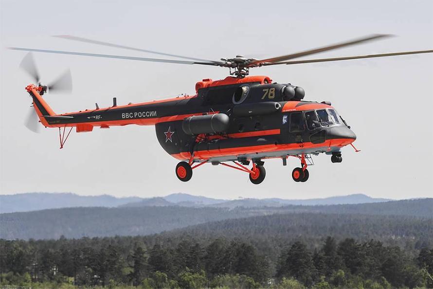 Mi-8 AMTSh-VA