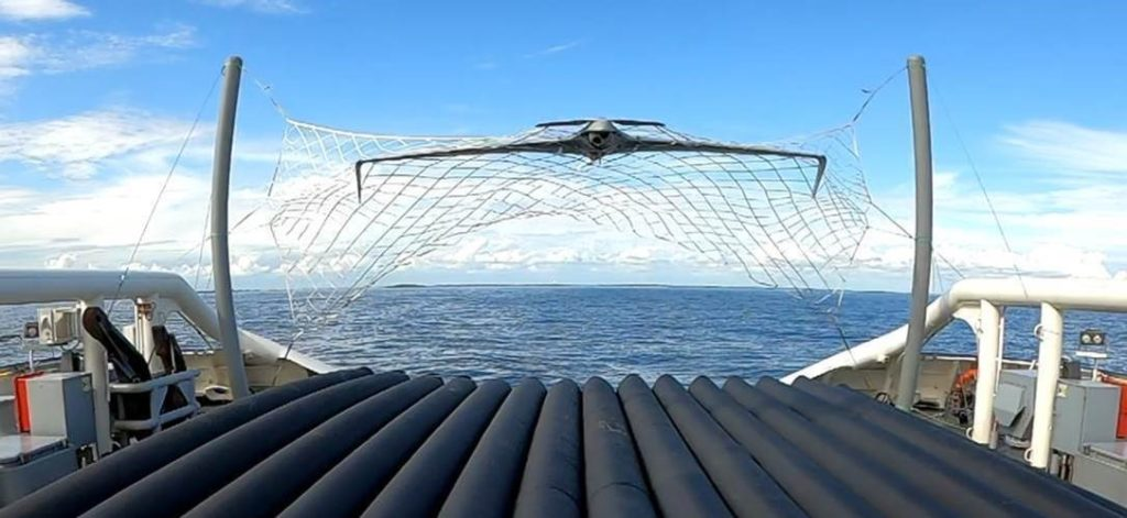 UAV Orbiter recovery